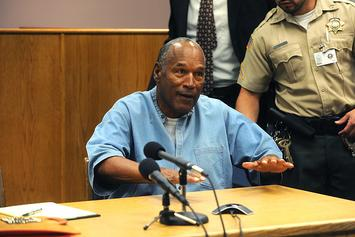 O.J. Simpson Compares Recent Mass Shootings To Nazi Germany