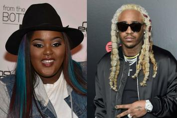 """Love & Hip Hop"" Stars A1 Bentley & Tokyo Vanity Argue, He Calls Her ""Fatty Labelle"""