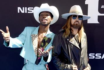 """Billy Ray Cyrus Says He Had To Cut Marijuana Lyric From """"Old Town Road"""" Verse"""