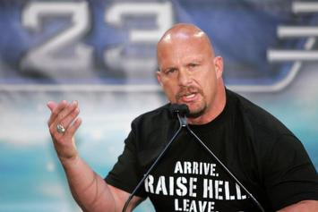 Stone Cold Steve Austin Grades Athletes' Beer-Chugging Skills: Watch