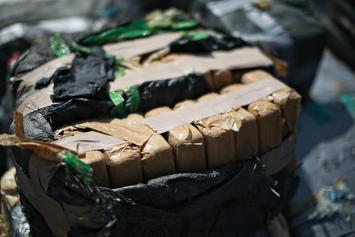 $2 Million Worth Of Cocaine Found Washed Up On New Zealand Beach
