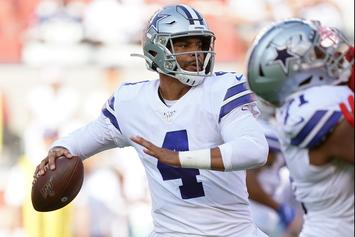 Dak Prescott Rumored To Have Turned Down $30 Million A Year Extension With Cowboys