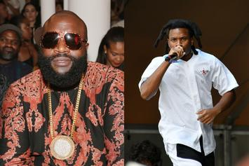 Rick Ross Praises Denzel Curry's Wordplay, Intention, & Heart