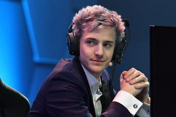 "Ninja ""Disgusted"" With Twitch For Allowing ""Livestream Porn"" On Old Channel"