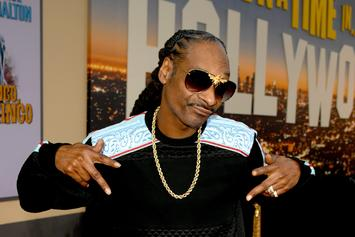 "Snoop Dogg ""I Wanna Thank Me"" Tracklist: Chris Brown, Wiz Khalifa, & More"