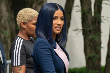 Cardi B Demands Blogger's $1M Lawsuit Over Gang Threats To Be Tossed