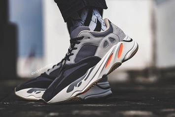 "Adidas Yeezy Boost 700 ""Magnet"" Set For This Fall: On-Foot Images"