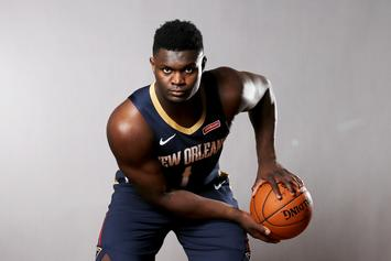 Zion Williamson Reveals What He Fears Most About His NBA Career