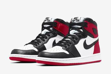 "Air Jordan 1 Satin ""Black Toe"" Drops Tomorrow: How To Cop"