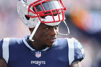 Josh Gordon Returns To Patriots After Being Reinstated By NFL