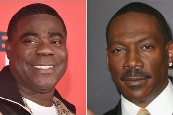"""Tracy Morgan Joins Eddie Murphy's """"Coming To America"""" Sequel"""