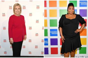 """Hilary Clinton Tweets Out """"Truth Hurts"""" Lyrics In Response To Lizzo"""