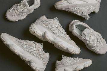 """Adidas Yeezy 500 """"Bone White"""" Debuts This Weekend: Release Locations"""