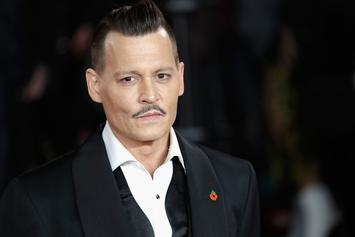 Johnny Depp's Alleged Assault Victim From Tupac & Biggie Film Suing For $70K