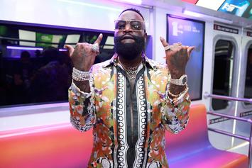 """Rick Ross' """"Port of Miami 2"""" Clutches No. 1 On Top R&B/Hip-Hop Albums Chart"""