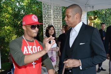 T.I. Emphasizes Again That He Is Team Jay-Z After NFL Deal