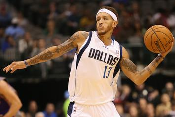 Delonte West Photo Has Fans Fearing The Former NBA Star Is Homeless