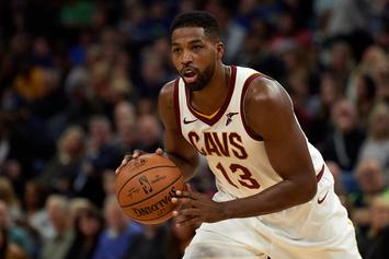 Tristan Thompson Fronts The Bill For Endless Popeyes Sandwiches In Los Angeles