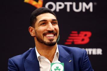 Enes Kanter Gives His Pick For Best Team In The NBA: Watch