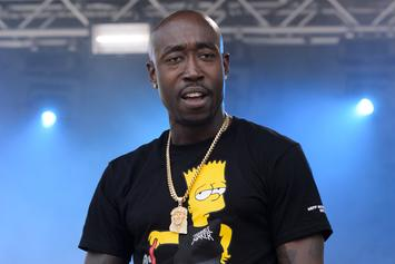Freddie Gibbs Accused Of Threatening To Kill His Baby Mama: Report
