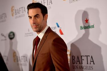 """Sacha Baron Cohen Ditches Usual Funny-Man Role For Netflix Drama """"The Spy"""""""