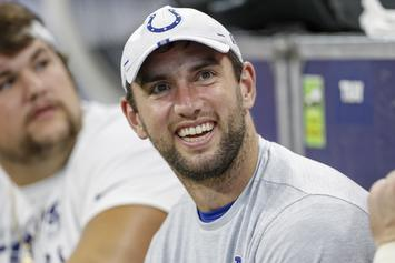 Andrew Luck Writes Full Page Newspaper Ad Thanking Colts Fans