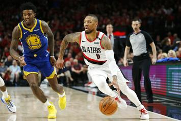 Damian Lillard Gives His Pick For Best Player In The NBA: Listen