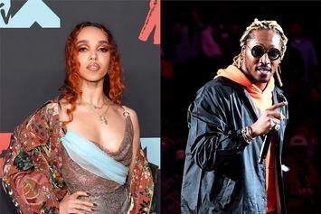 """Future Will Be Featured on FKA Twig's Upcoming Album, """"Magdalene"""""""
