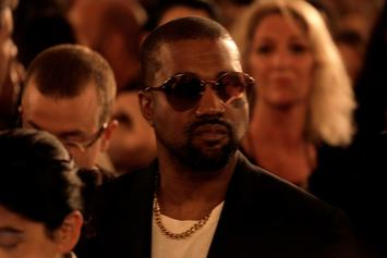 Kanye West Seemingly Eats His Ear Wax In Disgusting Viral Video