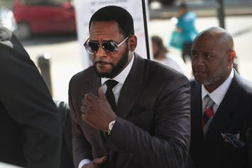 R. Kelly Feels Like a Legend In Chicago Jail, Fears New York Incarceration: Report