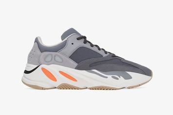 """Adidas Yeezy Boost 700 """"Magnet"""" New Release Date Announced"""