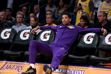 Josh Hart Clarifies Issues With Lakers Organization