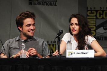 "Kristen Stewart Believes Robert Pattinson Is The ""Only Guy"" Who Could Be Batman"
