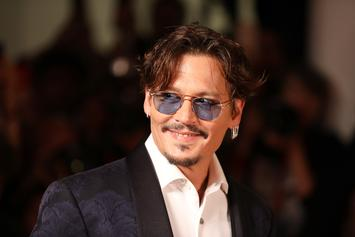 """Johnny Depp Calls Dior Backlash """"A Pity,"""" Says It Was Made With """"Respect"""""""