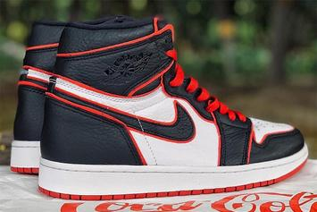 """Air Jordan 1 """"Meant To Fly"""" Scheduled To Launch On Black Friday: New Details"""