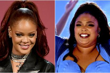 """Rihanna Sings Lizzo's Praises, Wants To Collaborate With Her ASAP: """"She's So Bada**"""""""