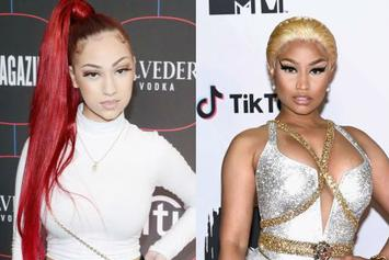 "Bhad Bhabie Says Nicki Minaj Was ""Salty"" About Cardi B's Rise To Fame"