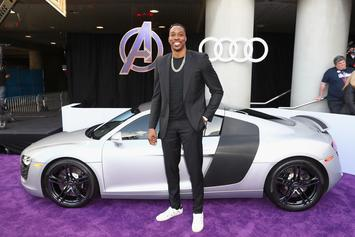 Dwight Howard Reveals How Thanos Made Him Want A Purple Rolls Royce