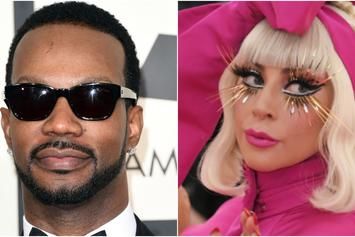 """Juicy J Sparks Collaboration With Lady Gaga: """"You're An Amazing Artist"""""""