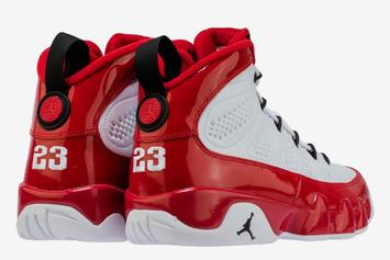 """Air Jordan 9 """"Gym Red"""" Coming Soon: Release Details, Product Shots"""