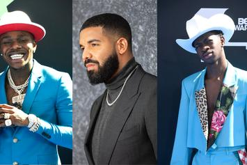 "Drake, DaBaby & Lil Nas X Conquer This Week's ""FIRE EMOJI"" Playlist"