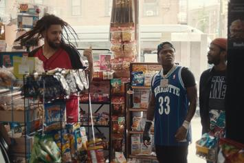 """J. Cole, DaBaby & Lute Roam Around Town In """"Under The Sun"""" Video"""