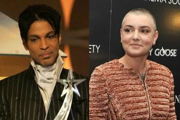 Prince Described As A Violent Drug Addict By Singer Sinead O'Connor