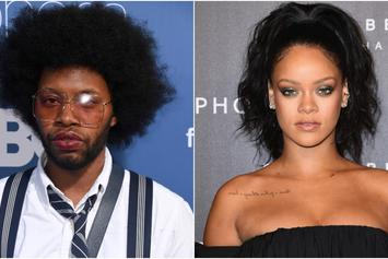 """Jeremy O. Harris Defends Rihanna's Texting During """"Slave Play"""" Broadway Show"""