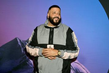 DJ Khaled Shows Off Bevy Of Unreleased Air Jordans: Watch