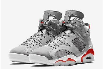 """Air Jordan 6 """"Neutral Grey"""" In The Works For Next Year"""