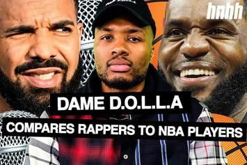 Dame D.O.L.L.A. Says He's The J. Cole Of The NBA