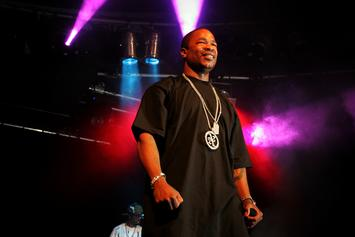 "Xzibit Receives Platinum Plaque For Nate Dogg & Snoop Dogg Collab ""B*tch Please"""