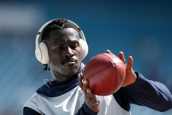 Antonio Brown Addresses Media For First Time Since Patriots Signing: Watch