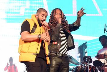"Future & Drake Share BTS Video From ""WATTBA"" On Album Anniversary"